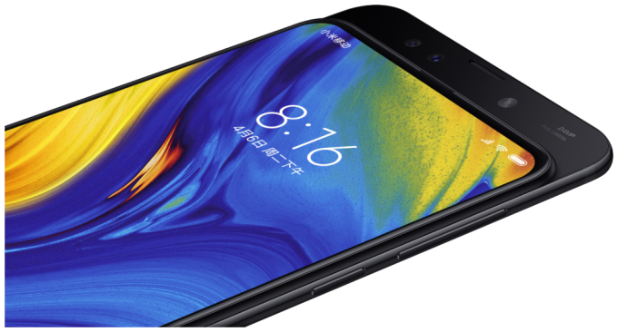 Xiaomi Opts For Sliding Camera And No Notch For New Bezel Less Mi Mix Phone Techcrunch Cell Phone Deals Phone Deals Best Cell Phone Deals