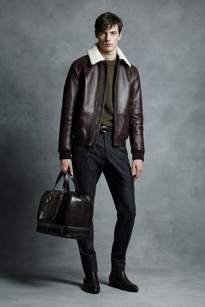 Forum on this topic: Michael Kors Menswear: AW14 Collection, michael-kors-menswear-aw14-collection/