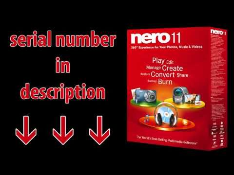 nero burning rom 11 serial number generator