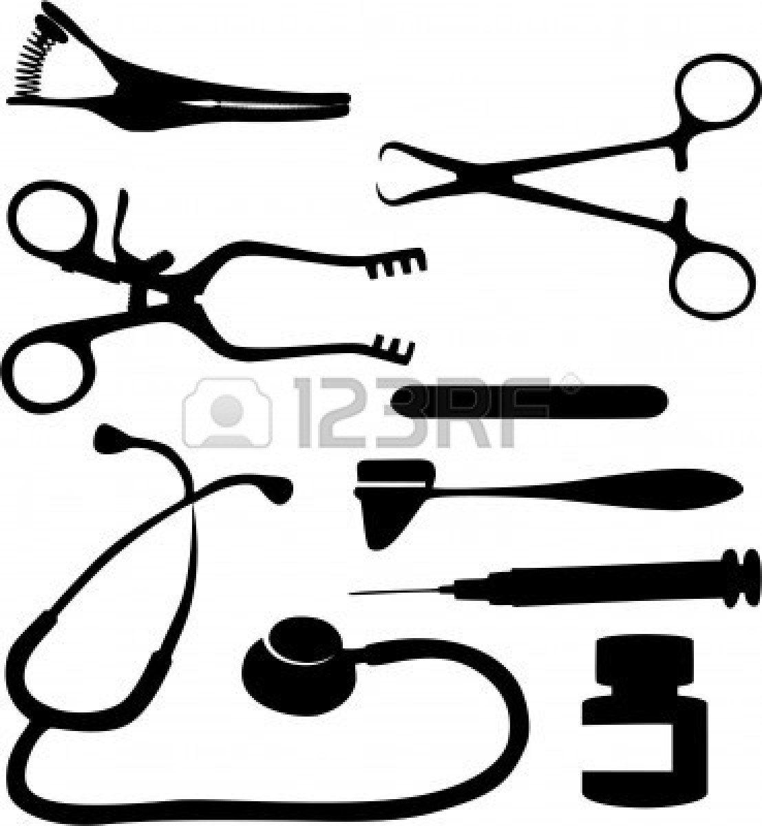 Clip Art Doctor Medical Symbols