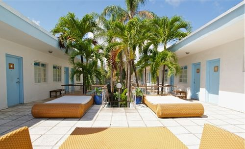 Aqua Hotel Miami Beach Is An Intimate Boutique On South Rooms From 159