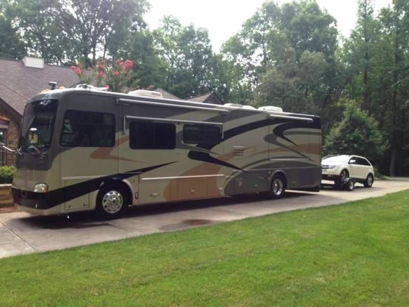2005 Tiffin Allegro Bus 40qdp For Sale Raleigh Nc Rvt Com Classifieds Rvs For Sale Tiffin Allegro Forest River Rv