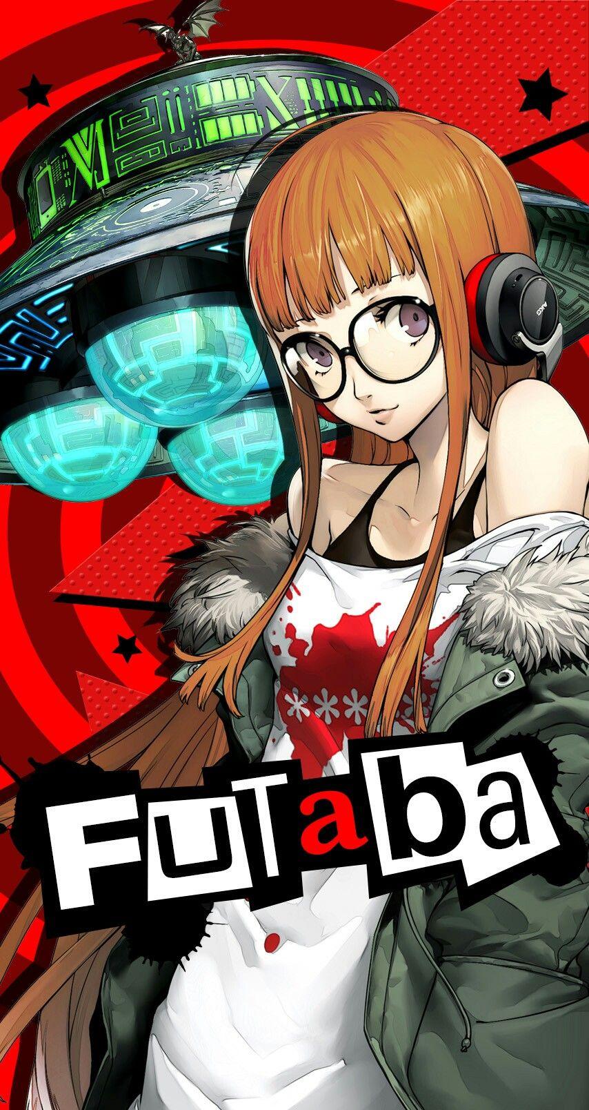 Persona 5 Futaba Sakura Wallpaper Persona 5 Anime Persona 5 Persona 5 Joker