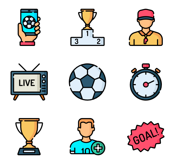 300 Icon Packs Of Football In 2020 Instagram Highlight Icons Icon Free Icon Set