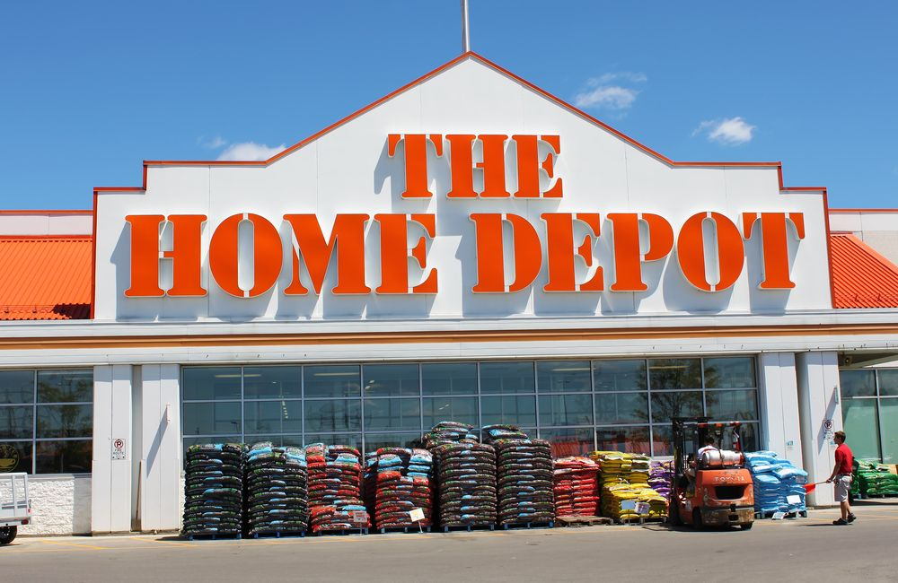 Home Depot does the right thing all by itself Home depot