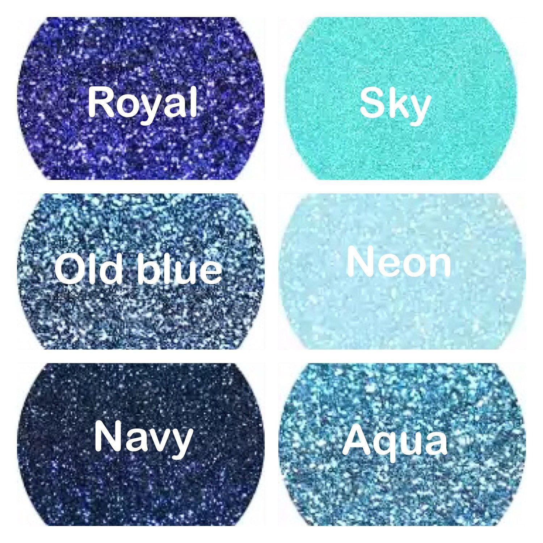 Glitter Apparel Vinyl Sheet Heat Transfer Glitter Vinyl Iron On 20x12 Inch Sheets Blue Navy Aqua Neon Royal Blue Glitter Ro Glitter Vinyl Vinyl Aqua