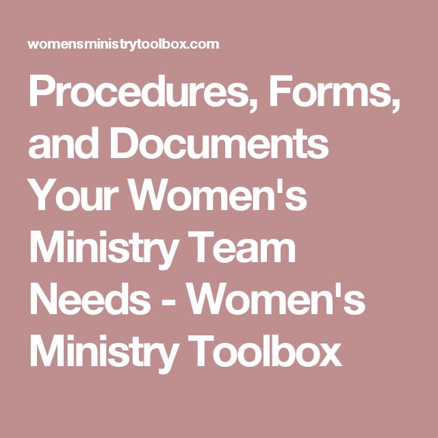 Womens Ministry Kick Off Agenda Sample Creative Ladies Ministry