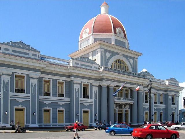 Urban Historic Centre of Cienfuegos, Cuba.