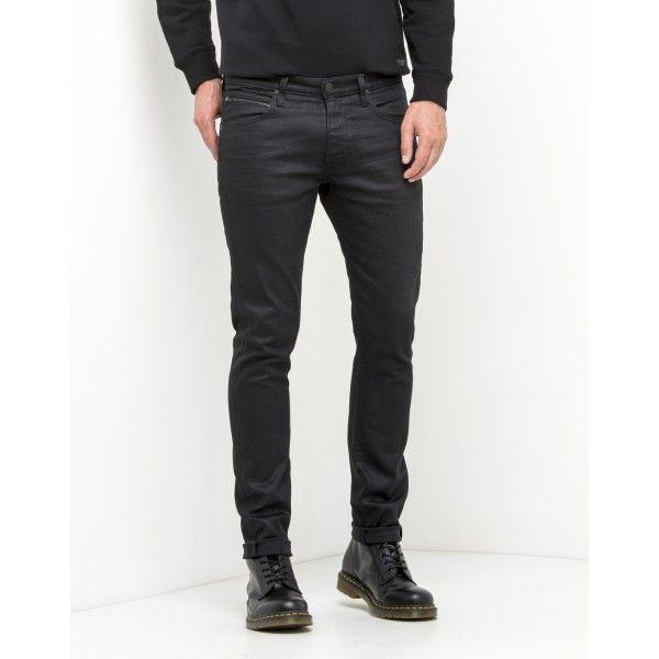 lee jeans svarta