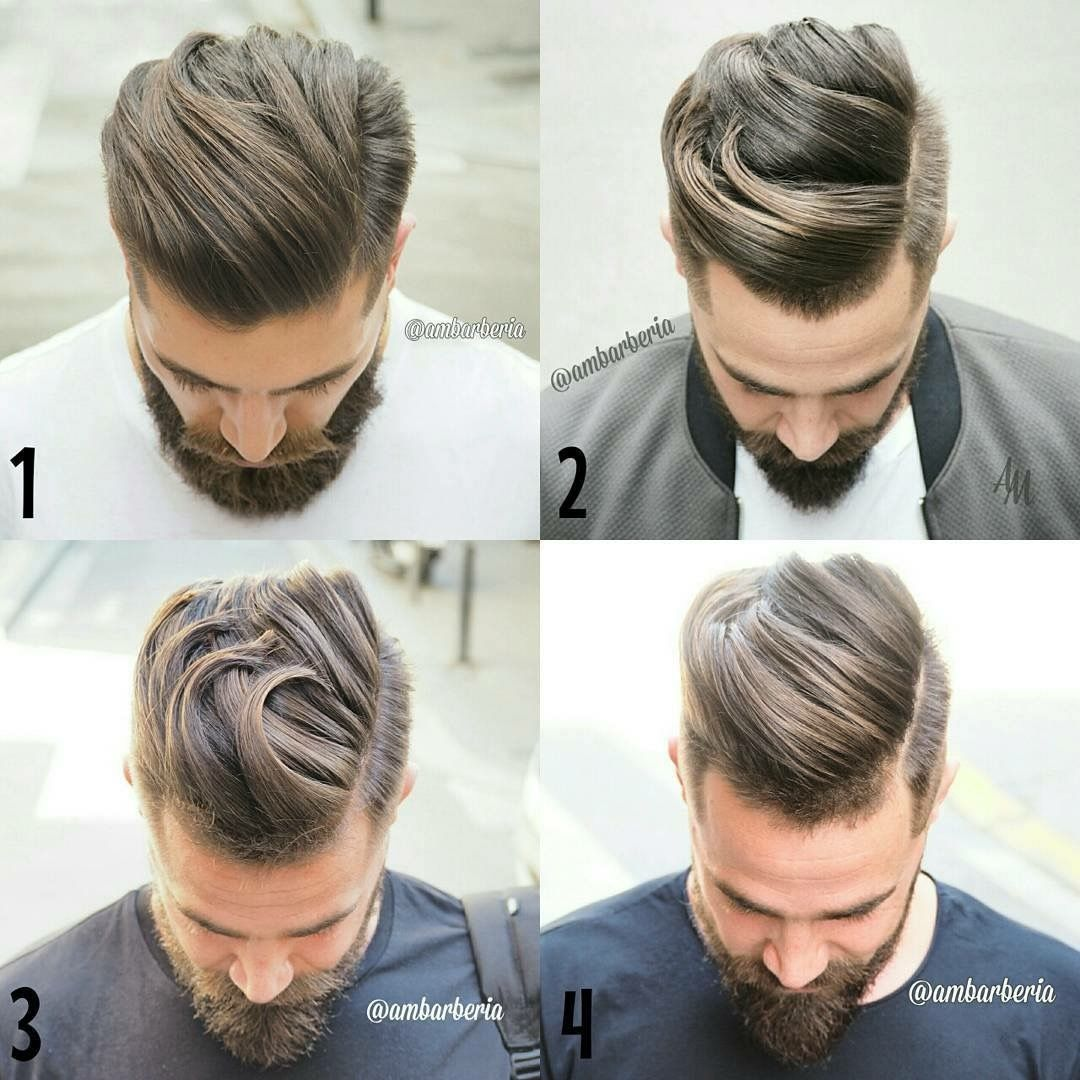Types of haircuts for men pin by brandon lear on awesome  pinterest  haircuts hair style
