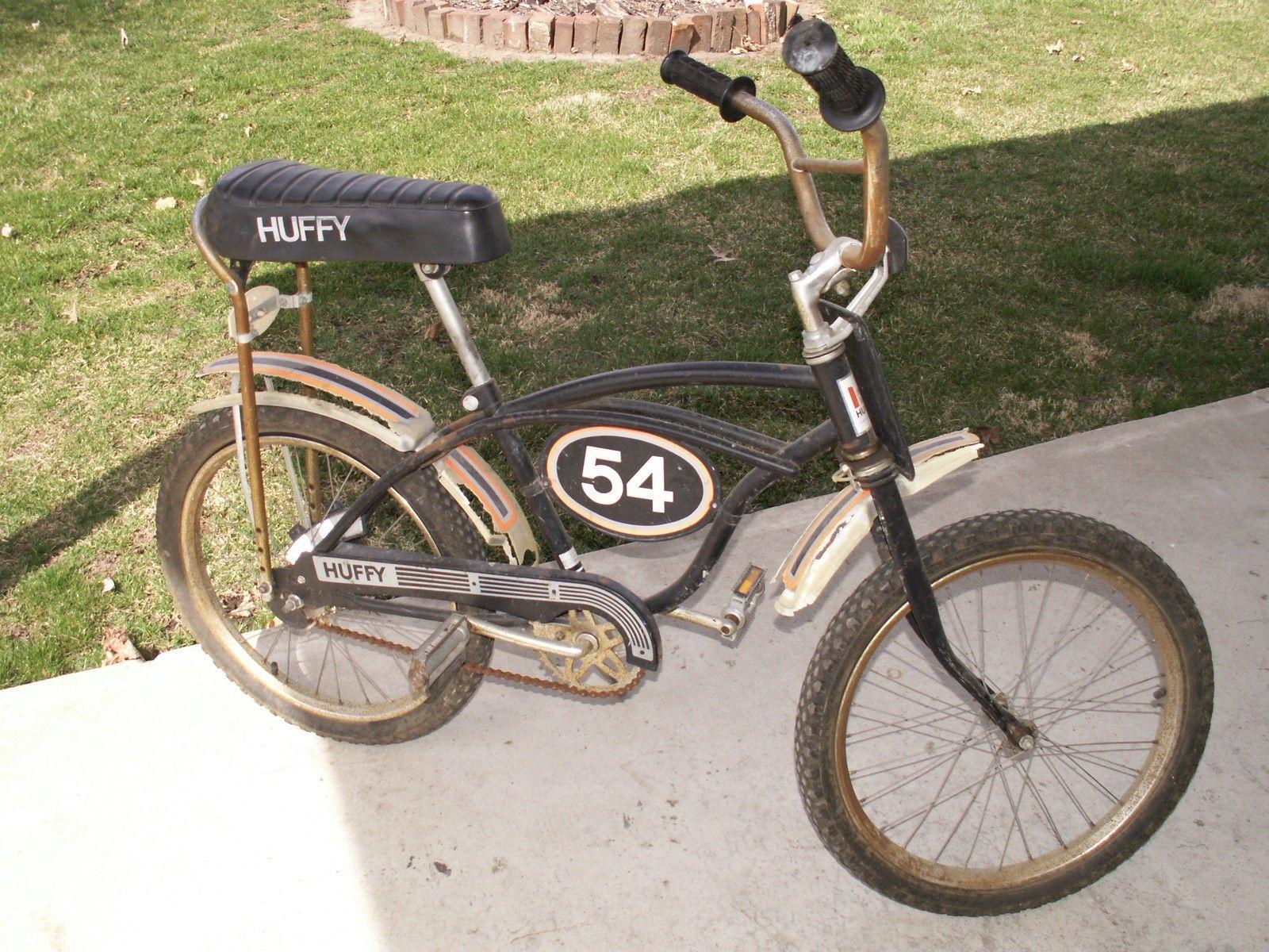 Vintage 1970' Huffy Thunder Road 54 Bicycle Bike Bmx