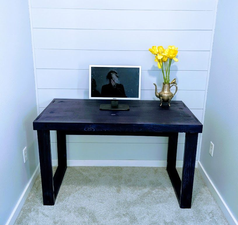 how to build a simple desk diy woodworking project in 2020 on beautiful home desk organization ideas make comfortable what it will do for you id=50630