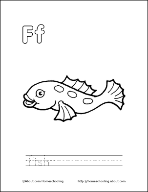 free zoo phonics coloring pages - photo#11