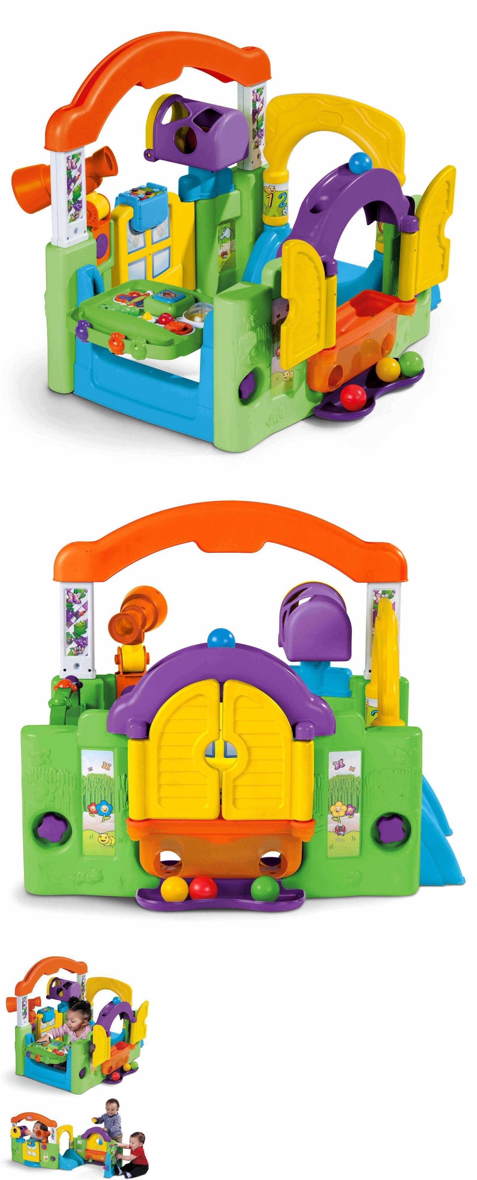 Little Tikes Interactive Activity Garden Baby Toddler Fun