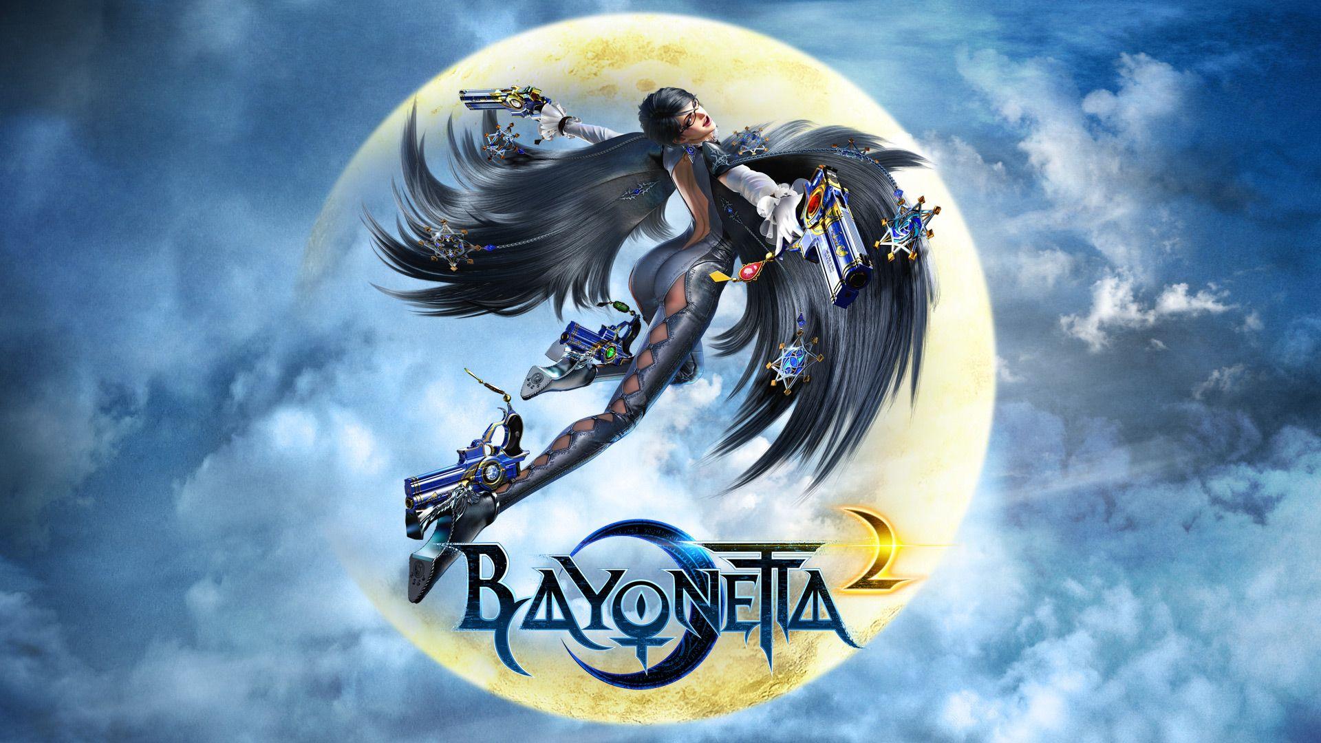 Bayonetta Wallpaper 1080p