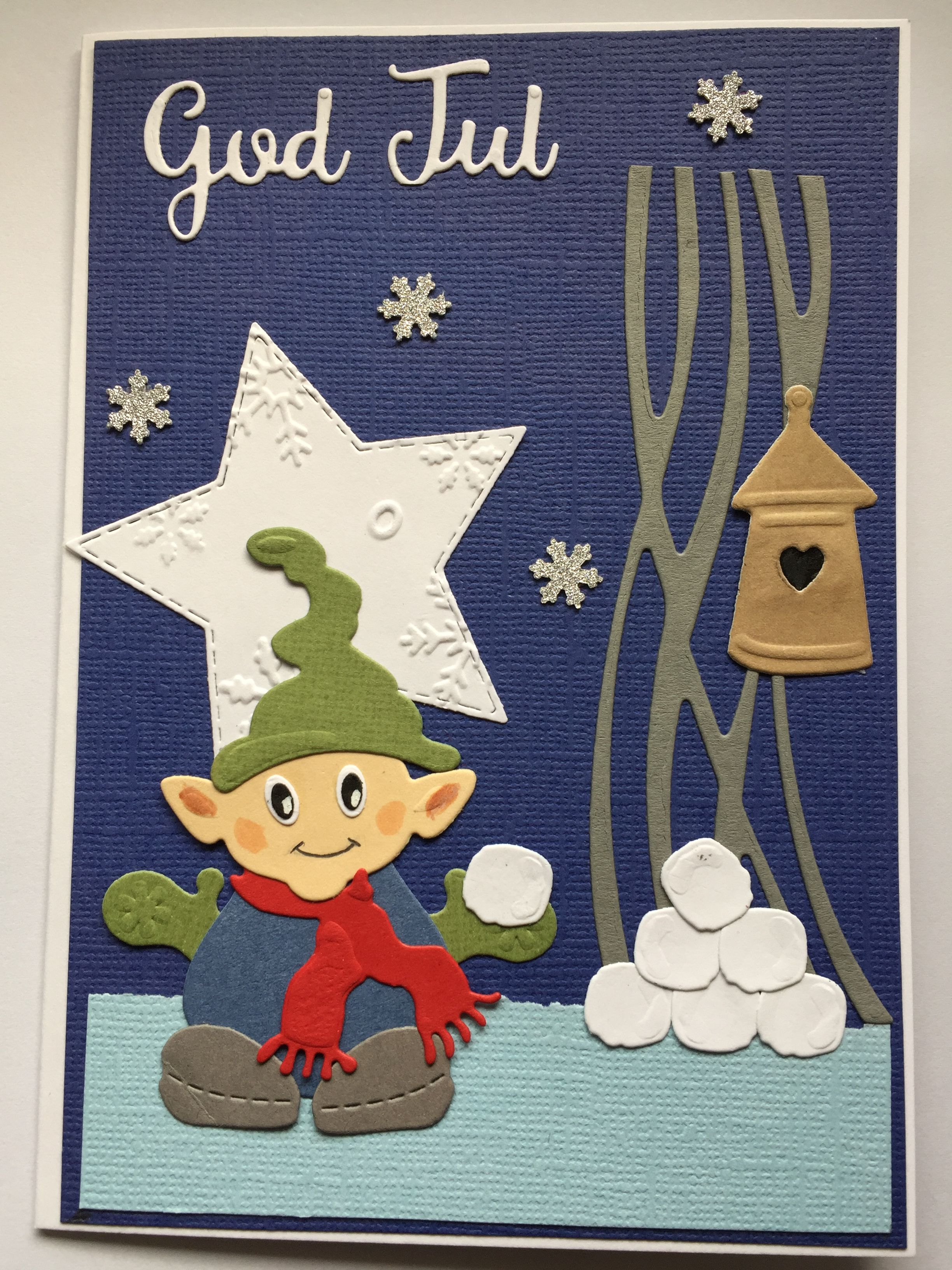By Lene Dies Manualidades Pinterest Christmas Cards Cards And