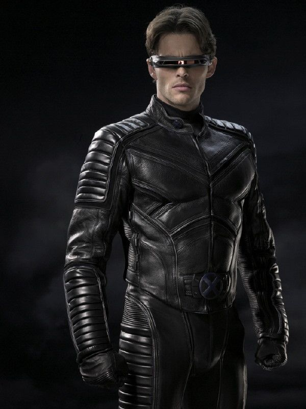 Leather Male Cyclops X Men Leather Men Superhero