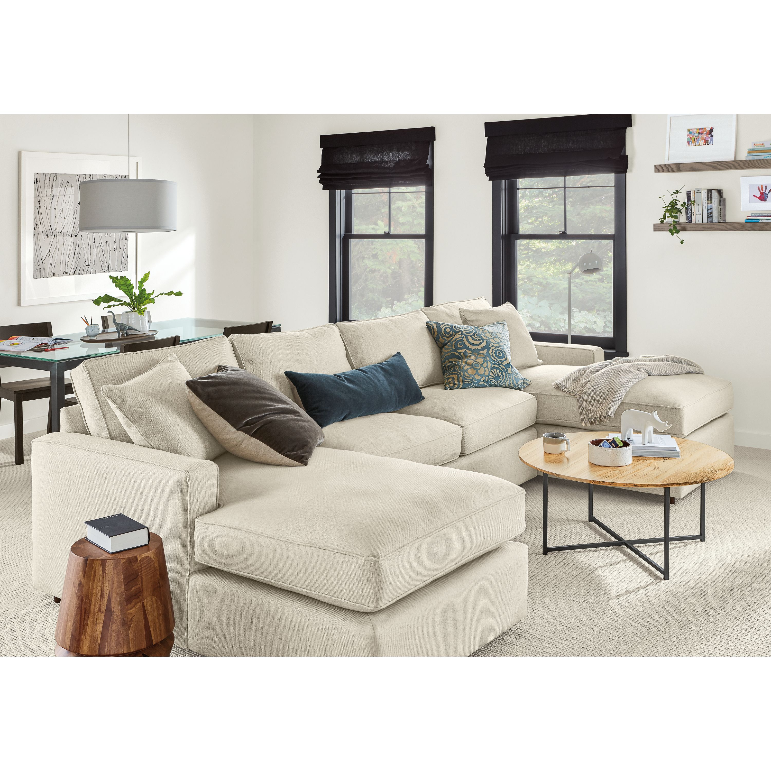 Room & Board  York Sectionals in 10  Modern furniture