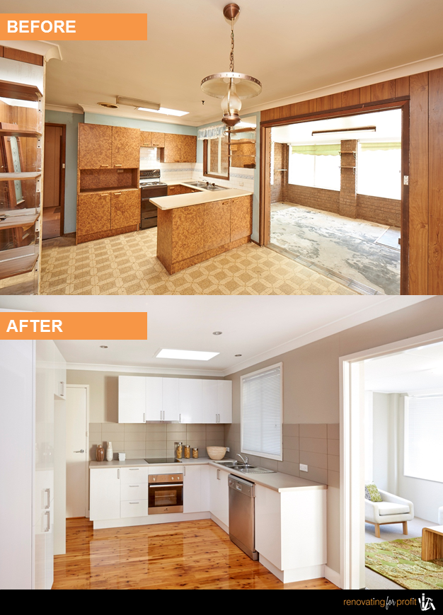 Kitchen renovation see more exciting projects at www for Kitchen remodelling sydney