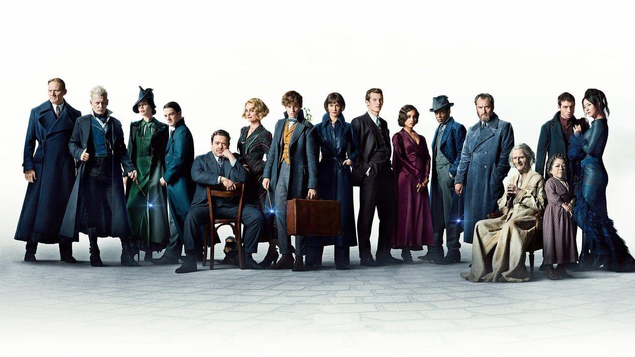 Ver-HD™ Fantastic Beasts: The Crimes Of Grindelwald