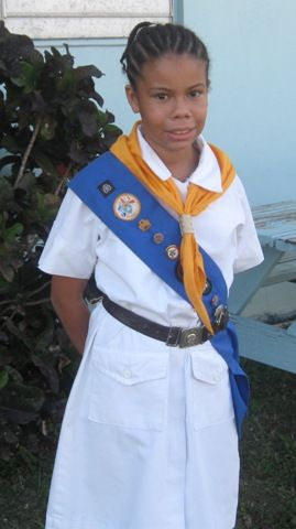girl guides around the world
