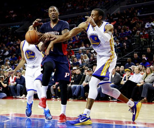 Detroit Pistons abandon big-three starters in loss to Warriors but are non-committal about permanence | MLive.com