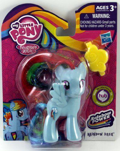 My Little Pony Rainbow Power Figure Rainbow Dash 653569886341