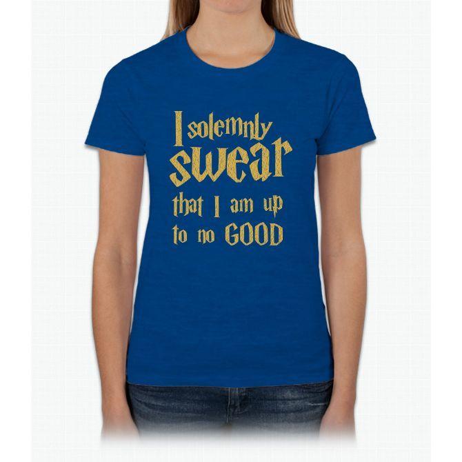 Harry Potter Womens T-Shirt