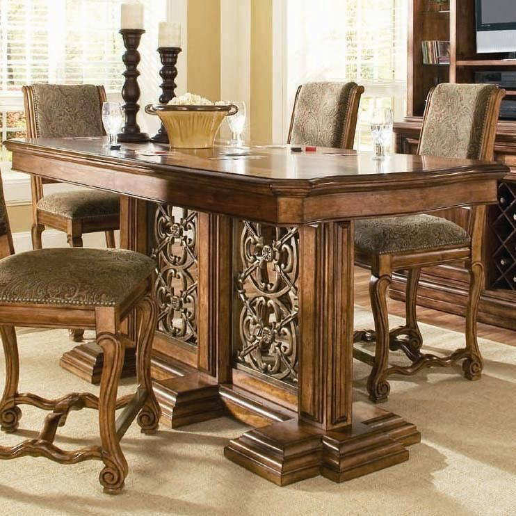 Villa Hermosa Gathering Table By Bernhardt