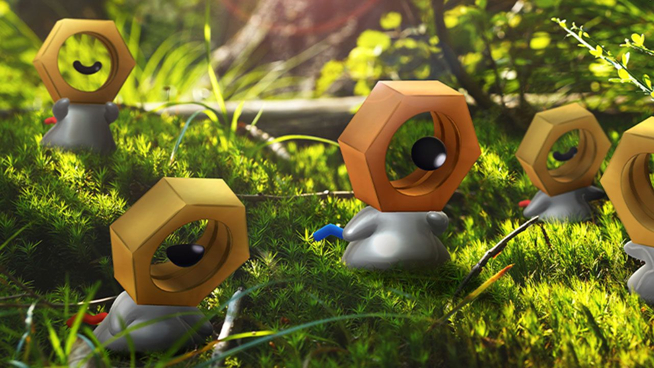 GameSpot Shiny Meltan Is Coming To Pokemon Go For A