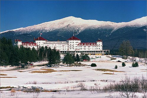 Mount Washington Resort White Mountains New Hampshire