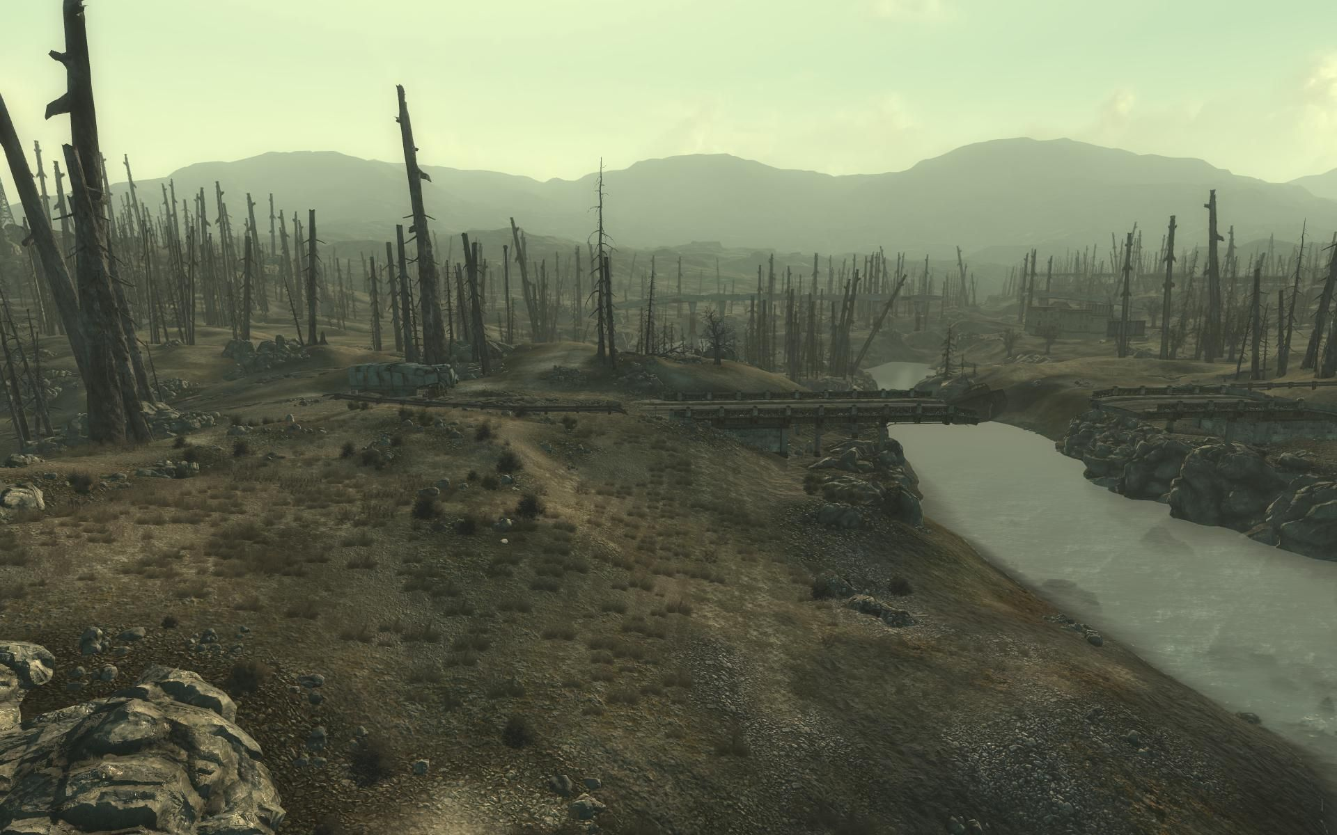 FO3LODGen at Fallout3 Nexus - mods and community   Landscape