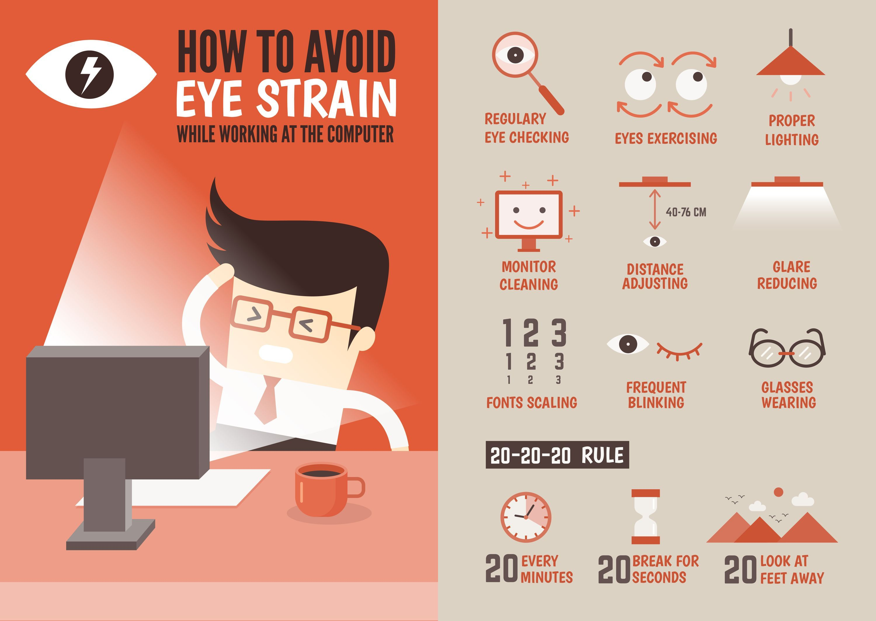 Don T Let Your Pc Wear Out Your Eyes Computer Vision Syndrome