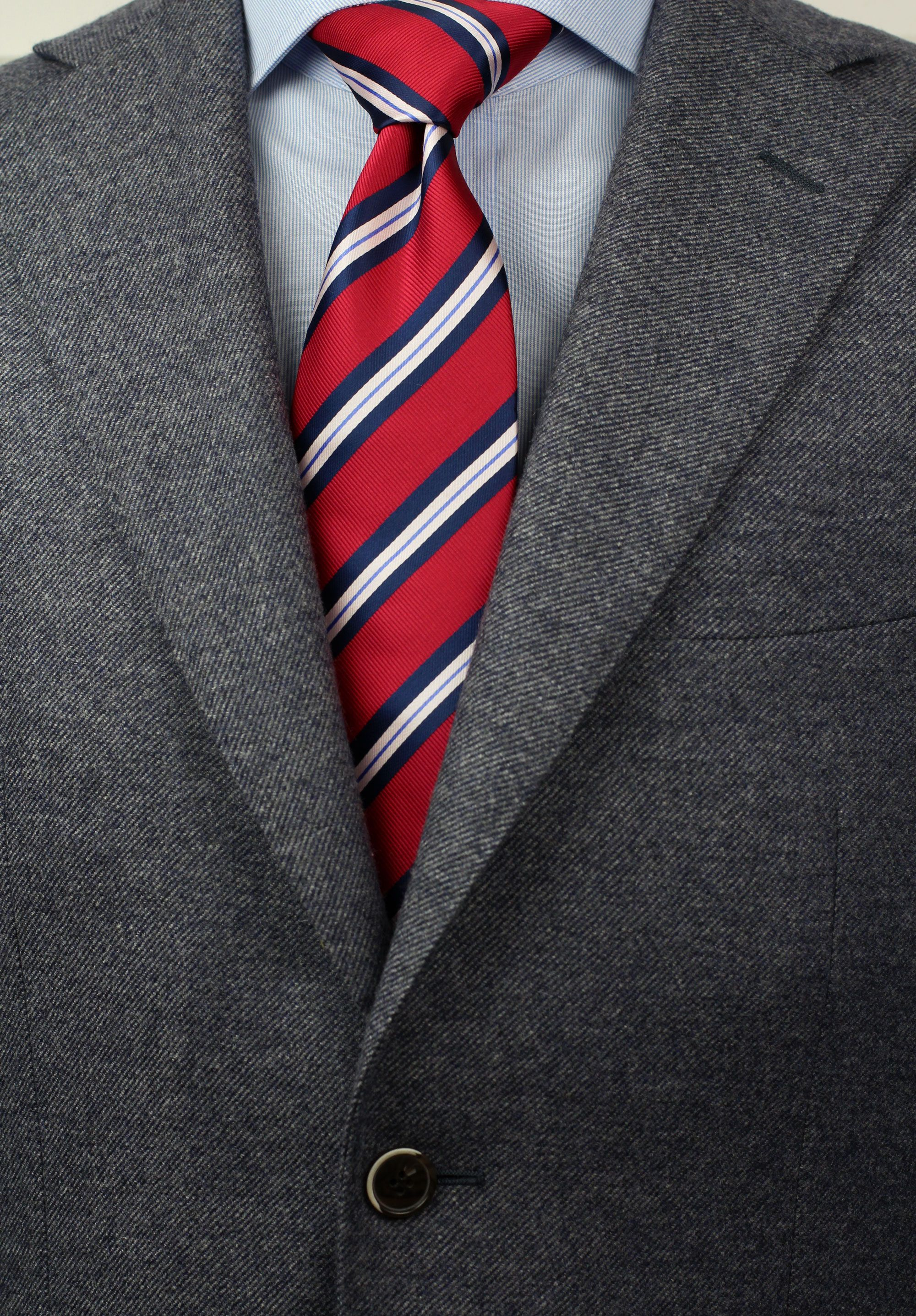 Red And Blue Striped Summer Tie Cheap Neckties Com Summer Ties Red And Blue Tie