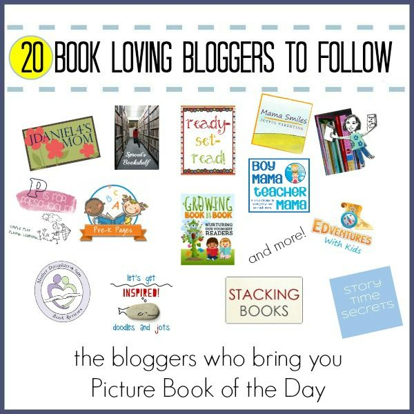 20 great bloggers to follow for great book recommendation ideas!