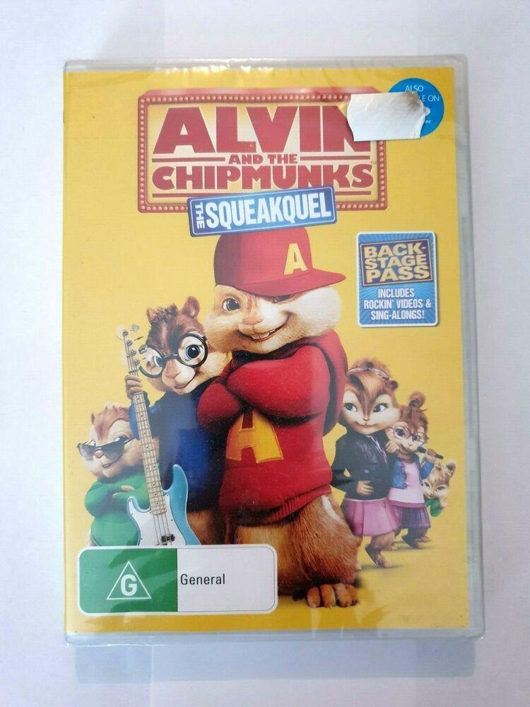 Alvin Dracula Meet Vhs Chipmunks And