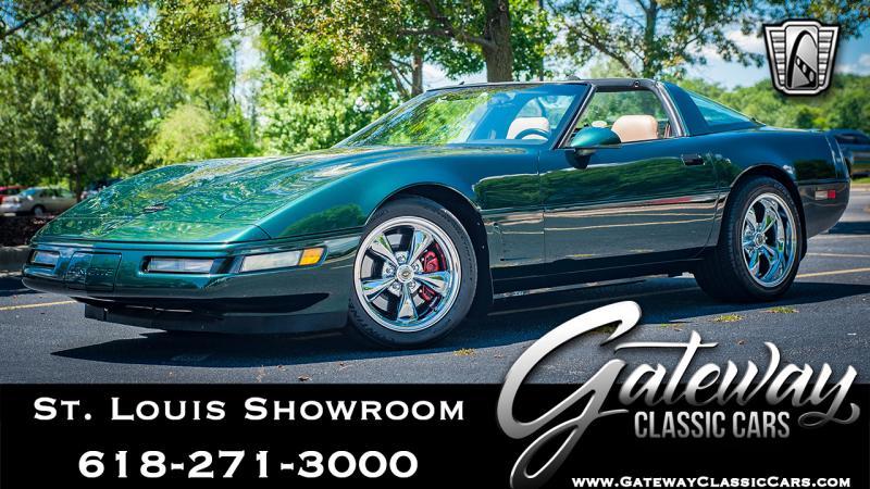 1995 Chevrolet Corvette 8178 Stl Corvette Corvette For Sale Used Corvette