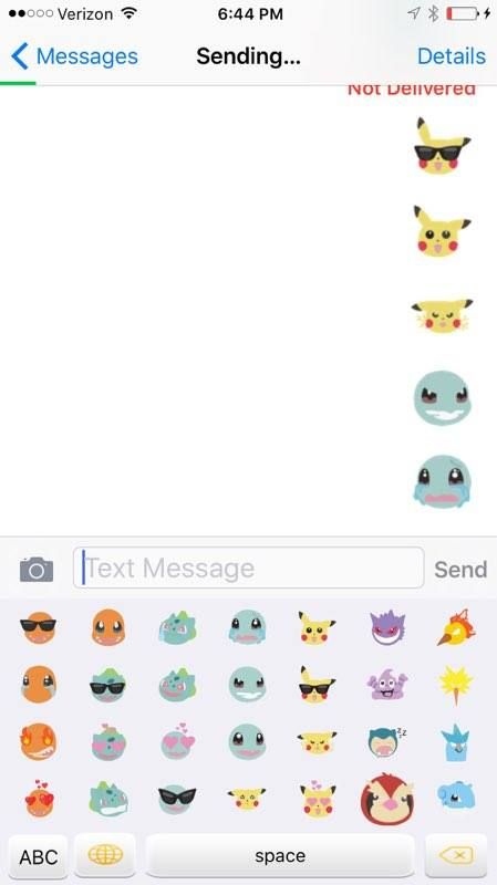 Finally A Pokemonemoji V2 0 Keyboard App For Android And Ios In 2020 Pokemon Emoji New Pokemon