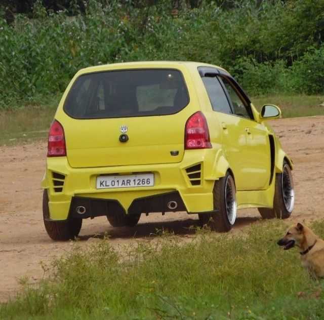Pin By Modified Indian Cars On Modified Cars And Bikes Wide Body