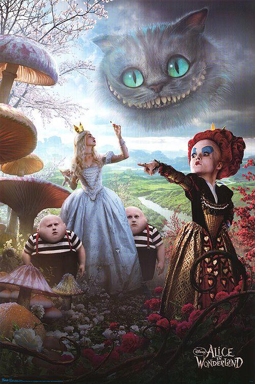 Alice In Wonderland  Paper Dolls And Make Believe  Pays -5675