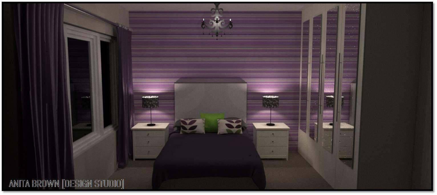 purple and green bedroom 1 master bedroom ideas pinterest green