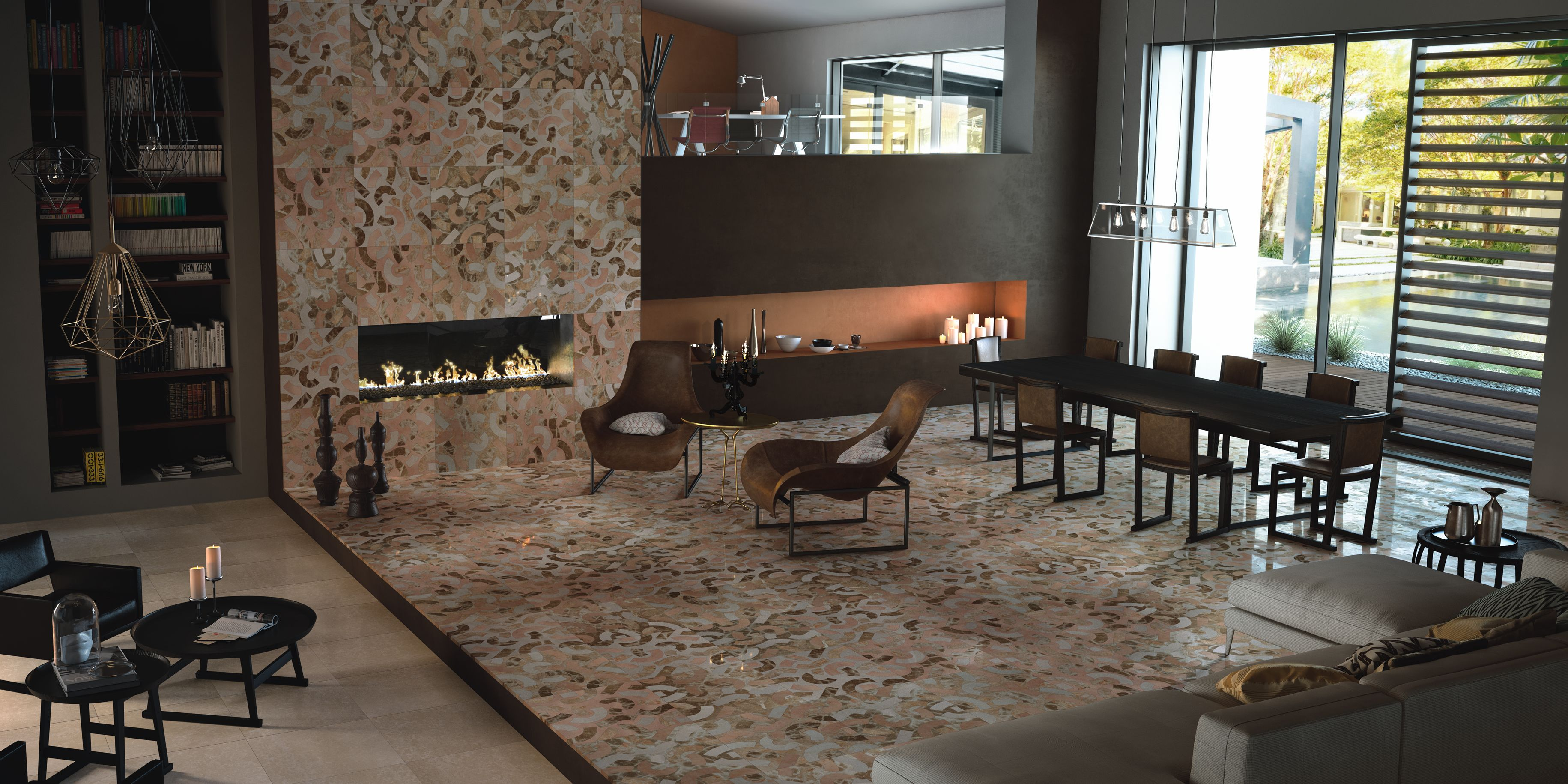 Lithos Design Is Reinventing Feature Walls And Flooring Made Of