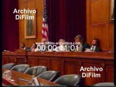 DiFilm - comisión de relaciones exteriores lucha contra las drogas (1991)