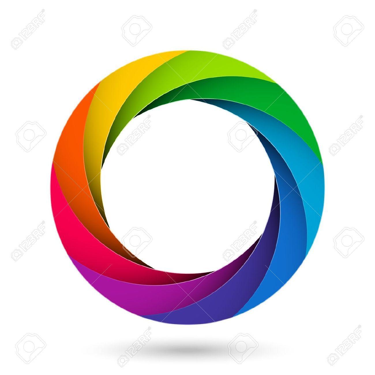 Colorful Camera Shutter Aperture Camera Shutter New Background Images Camera Logo