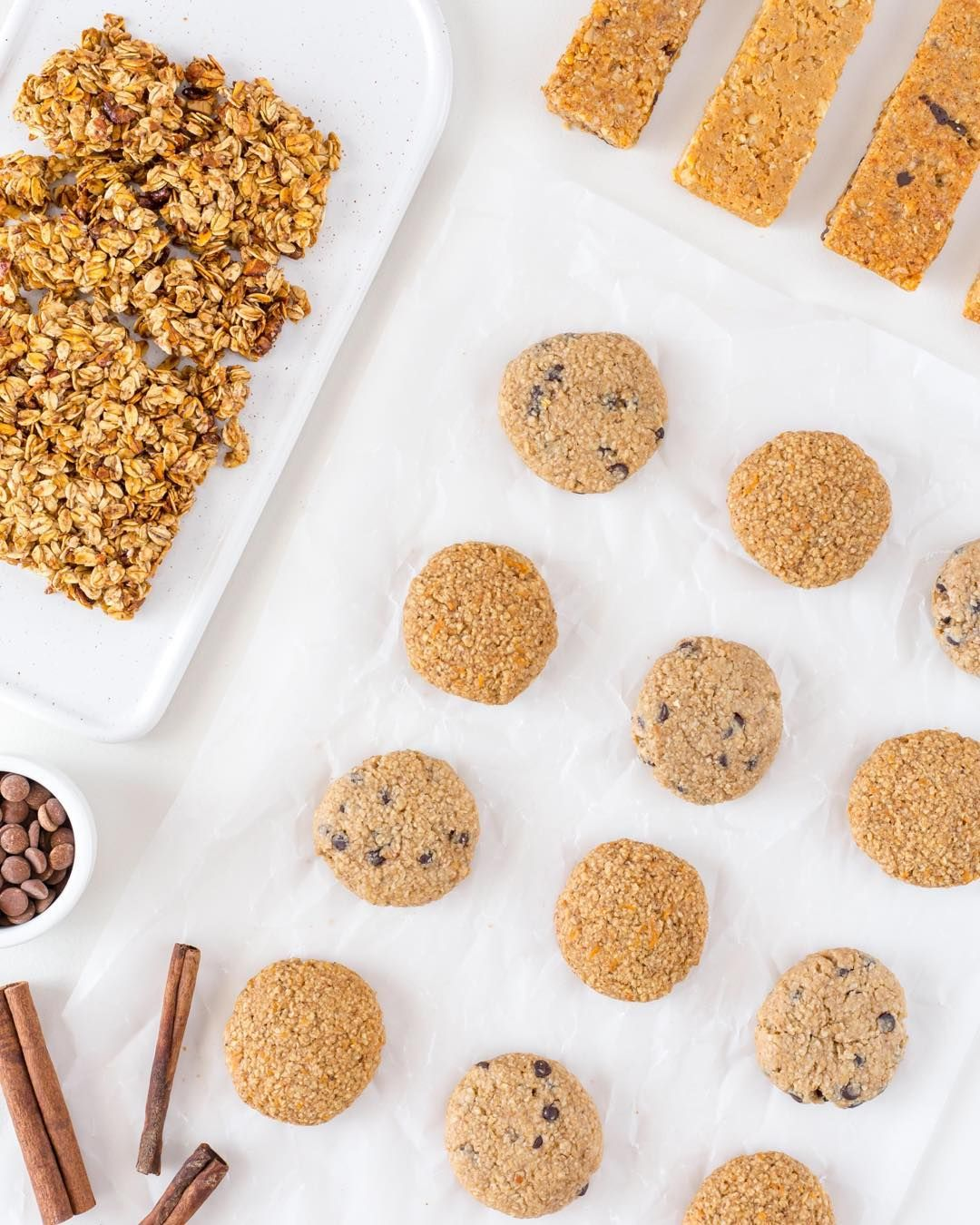 Our oat based CLEAN BAKES are addictively delicious, nutritious and perfect for packing into work or back-to-school lunch boxes.