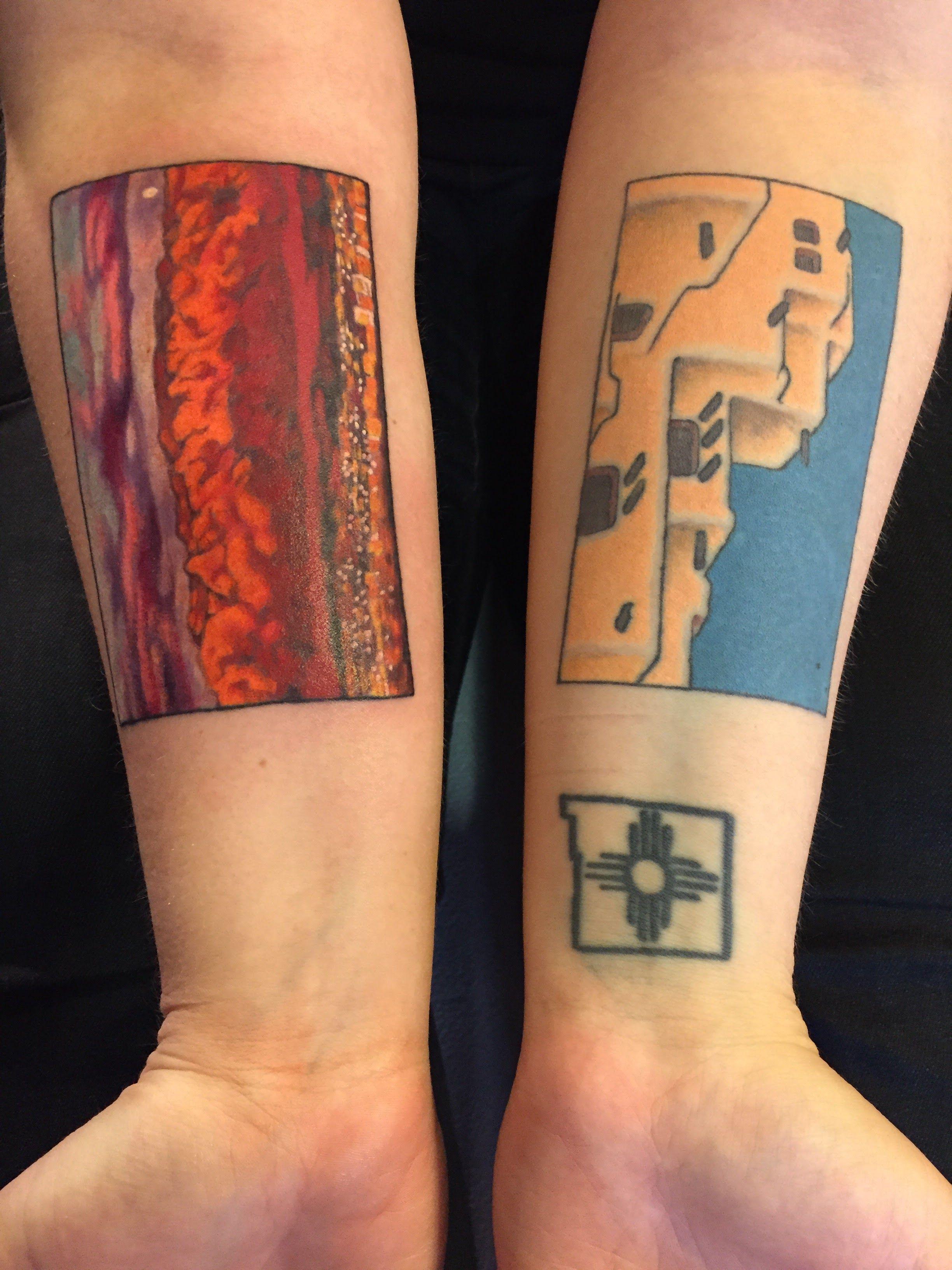 By zulu in austin texas new mexico tattoo mexico