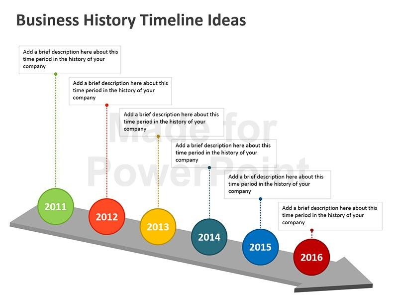 This 20slide PowerPoint Business Timeline Template features – Business Timeline Template