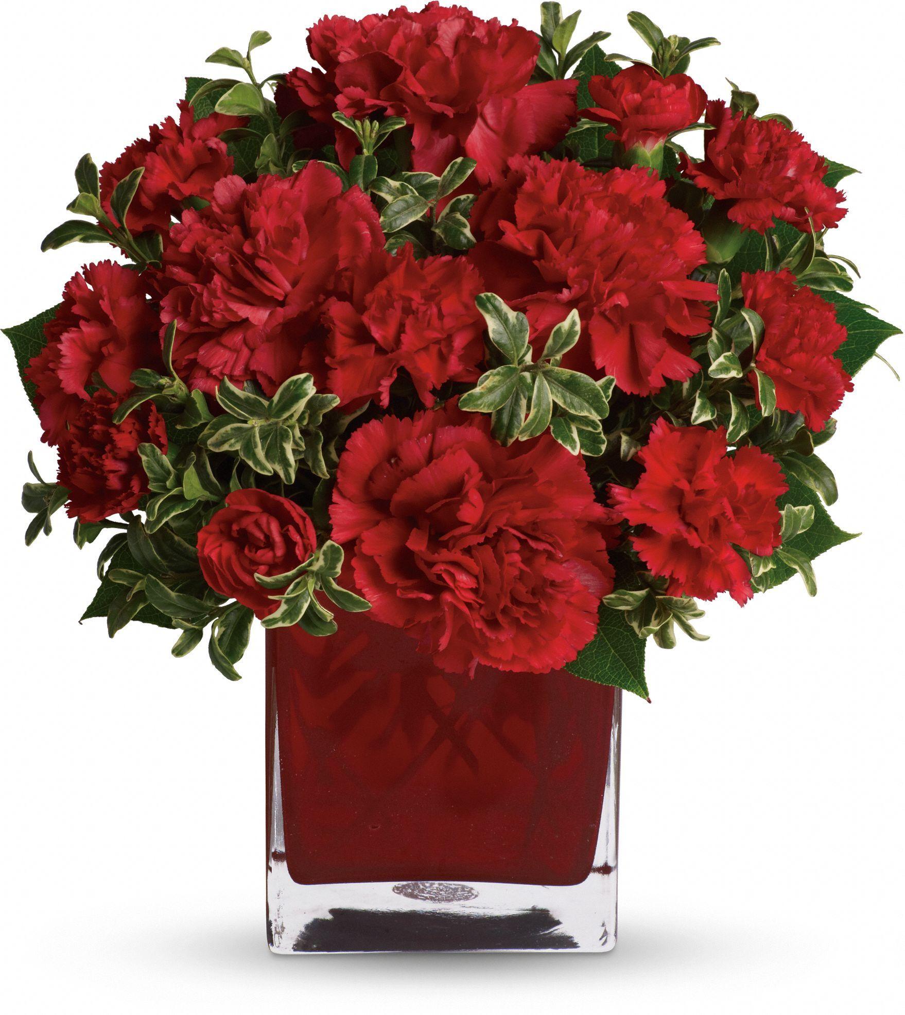 Teleflora\'s Precious Love | Valentine\'s Day Flowers | Pinterest ...