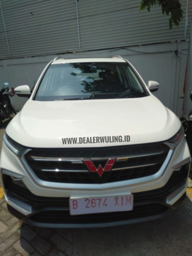 Wuling Almaz Warna Putih Mobil Baru Warna