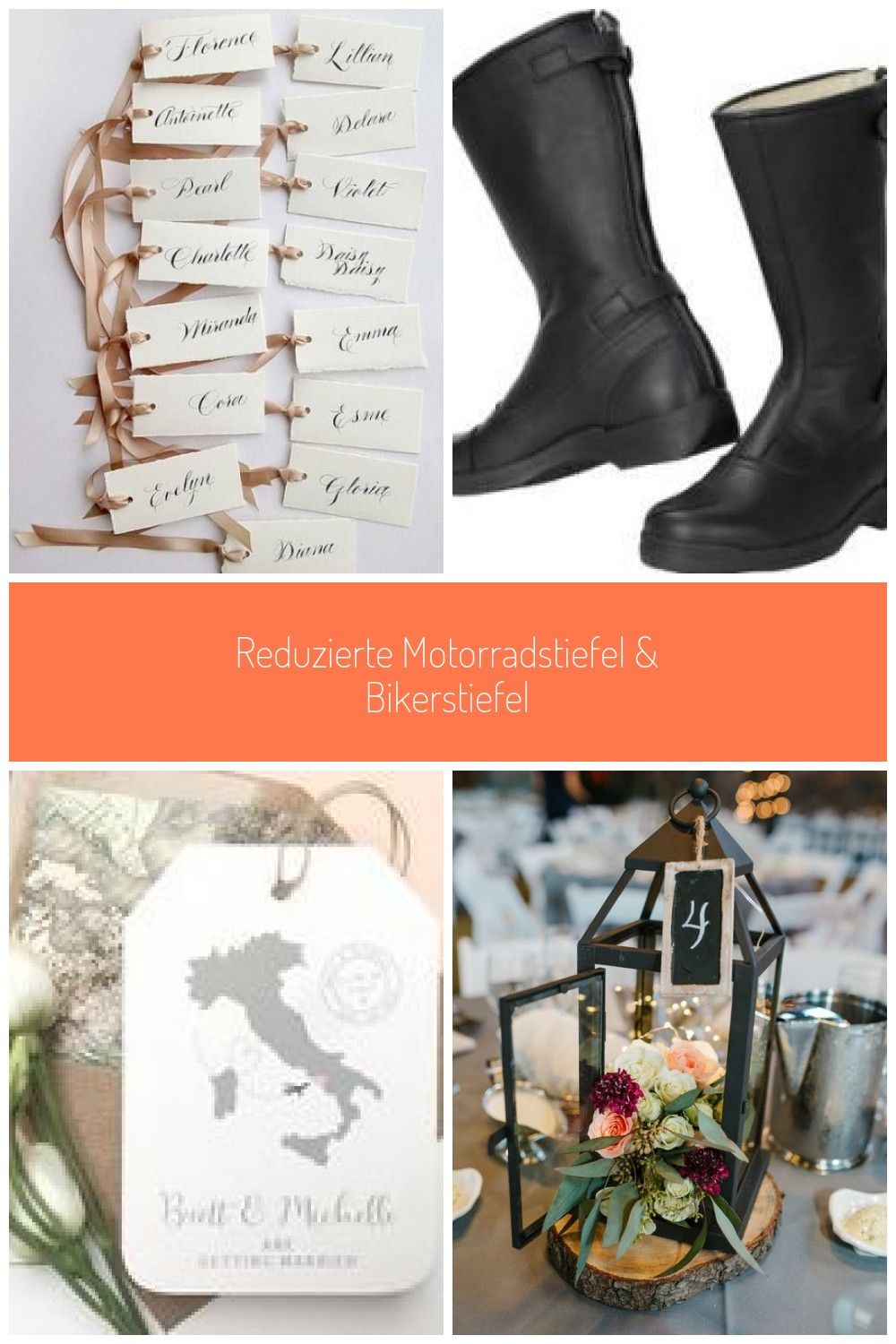 Reduced motorcycle boots biker boots on LadenZeile de Discover our huge selection of fashionable shoes and sneakers from top brands Find the right footwear for every occa...